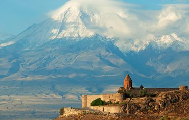 ARMENIA, monte Ararat