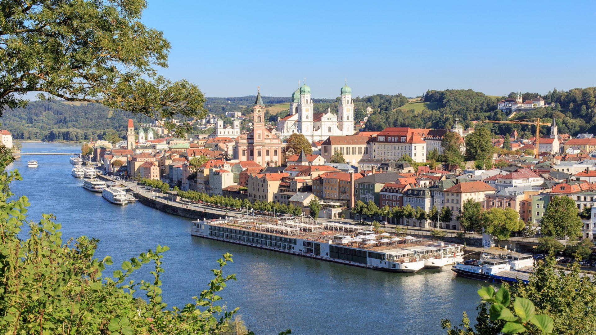 DANUBIO, Passau