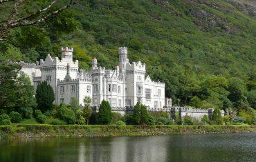IRLANDA, Abbazia Kylemore
