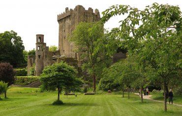 IRLANDA, Blarney Castle