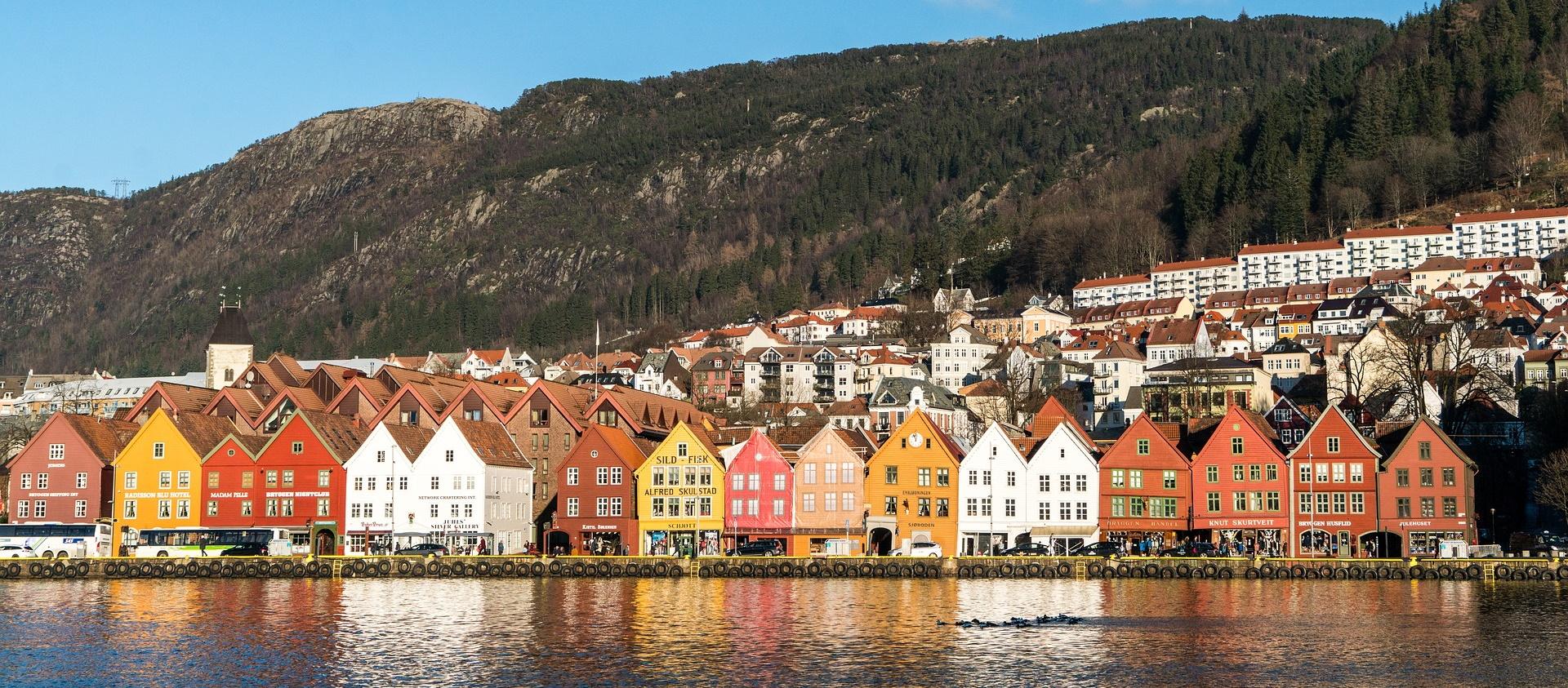 NORVEGIA, Bergen Bryggen