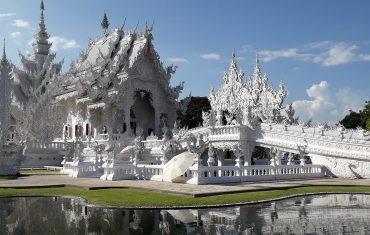 THAILANDIA, ChiangRai WhiteTemple