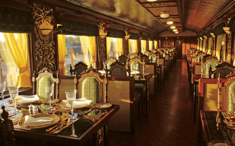 Maharaja's Express: da Delhi a Mumbai